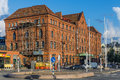 Malmo Central Railway Station Royalty Free Stock Photography - 53145877
