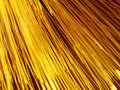 Yellow Thin Rays  Royalty Free Stock Images - 5329349
