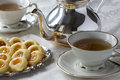 Afternoon Tea In London Royalty Free Stock Photos - 53226848