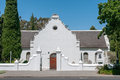 Strooidak (reed Roof) Church In Paarl Stock Images - 53236454