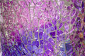 Shattered Glass Mosaic Stock Photography - 53242462
