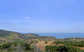 Crystal Cove State Park Royalty Free Stock Photo - 53267735
