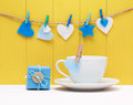 Coffee For A Loved One Or Sweetheart Royalty Free Stock Photo - 53269505
