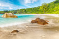 Anse Coco Royalty Free Stock Image - 53272996