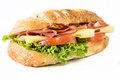 Close Up To Sandwich Royalty Free Stock Photography - 53279907