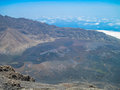 Top Of Volcano In Cape Verde Islands Royalty Free Stock Photography - 53280317