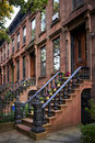 Brownstones Royalty Free Stock Images - 53283399