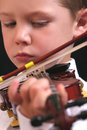 Young Violinist Royalty Free Stock Image - 5336196