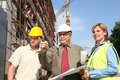 Team Work At The Construction Site Stock Images - 5337334