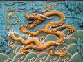 Chinese Dragons Royalty Free Stock Images - 5338209