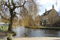 Bourton-on-the-Water Royalty Free Stock Images - 53352629