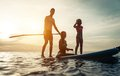 Surfing Royalty Free Stock Images - 53364699