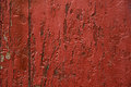Red Painted Wooden Panel, Background, Wallpaper Royalty Free Stock Photography - 53382827