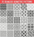 Universal Different Vector Seamless Patterns Royalty Free Stock Photo - 53399275