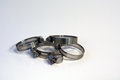 Hose Clamps Stock Photo - 53481240