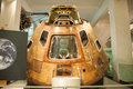 Apollo 10 Command Module In Londons Science Royalty Free Stock Photography - 53493987