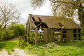 Old English Barn Stock Images - 53497404