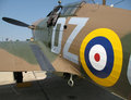 Hawker Hurricane Fighter Royalty Free Stock Images - 5359099