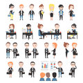 Group Of Business And Office People Royalty Free Stock Photo - 53522095