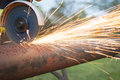 Pipe Cutting Stock Images - 53524324
