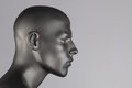 Mannequin Head Royalty Free Stock Image - 53543596
