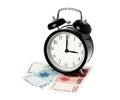 Time Is Money Royalty Free Stock Photo - 53563405