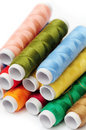 Colorful Thread Royalty Free Stock Photography - 5369637