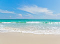 Sea Beach Blue Sky Sand Sun Daylight Relaxation Landscape Viewpo Royalty Free Stock Photos - 53602088