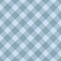 Blue Striped Gingham Tile Pattern Repeat Background Stock Photos - 53623633