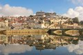 Panoramic View And Mondego River. Coimbra. Portugal Royalty Free Stock Photo - 53650805
