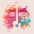 Live Music Royalty Free Stock Photography - 53679097