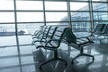 Airport Waiting Area Stock Photo - 53689370