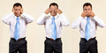 See, Hear, Speak No Evil Royalty Free Stock Photos - 53699378