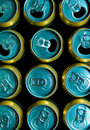 Cans Stock Image - 5372291