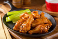 Chicken Wings Royalty Free Stock Images - 53711579
