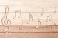 Music Notes Stock Photography - 53725662