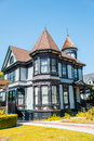Old Victorian House Stock Photography - 53725682