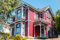 Old Victorian House Stock Images - 53725804