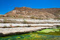 Water In The Desert Of Negev Royalty Free Stock Image - 53744026