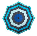 Beach Umbrella - Top View Royalty Free Stock Images - 53761519