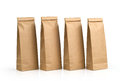 Kraft Paper Packages Stock Photography - 53765342