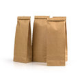 Kraft Paper Packages Royalty Free Stock Photography - 53765797