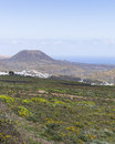 Lanzarote Landscapes Royalty Free Stock Image - 53770076