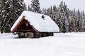 Winter Holiday House Royalty Free Stock Image - 53789386