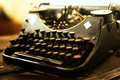 Old Typewriter Royalty Free Stock Images - 53791199