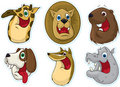 Smiling Face Fridge Magnet/Stickers  (Animals) 3 Royalty Free Stock Photo - 5387765