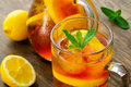 Cold Iced Tea Royalty Free Stock Photography - 53817687