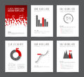 Set Of Modern Brochure Flyer Design Templates Royalty Free Stock Photos - 53885178