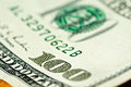 Close-up 100 Dollars Stock Images - 53894924