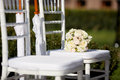 Row Of Wedding Chairs Stock Photography - 53902992
